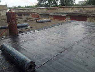 Материал для кровли крыши гаража