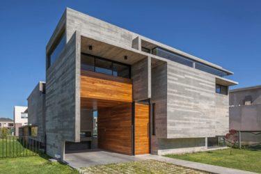 Монолитное строительство частного дома