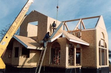 Каркасные панели для строительства дома