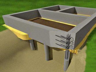 Что такое ростверк в строительстве?