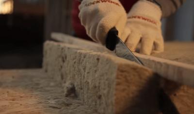 Чем резать базальтовый утеплитель?