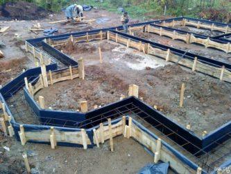 Виды фундамента в малоэтажном строительстве