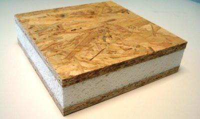 Что такое сэндвич панели для строительства дома?