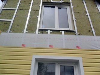 Утеплитель для фасада под сайдинг какой выбрать?