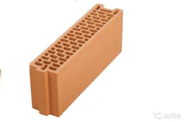 Крупные блоки из керамики