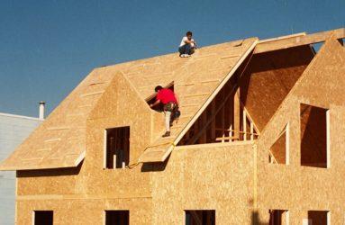 ДСП применение в строительстве