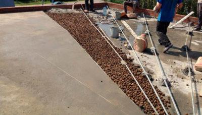 Разуклонка керамзитобетон проникающая гидроизоляция бетона купить во владивостоке