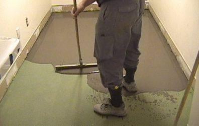 Сколько должна сохнуть стяжка перед укладкой ламината?