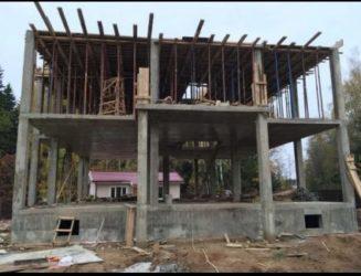 Строительство дома монолитный каркас