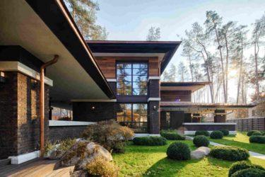 Строительство современных домов и коттеджей