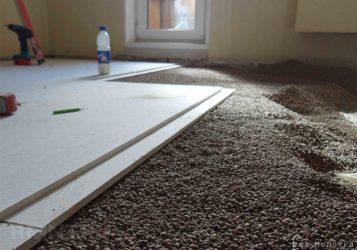 Стоит ли делать сухую стяжку в квартире?