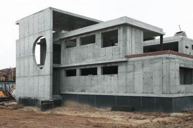Строительство монолитных малоэтажных домов