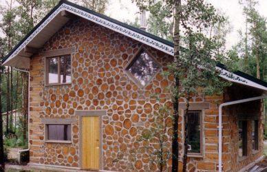 Литература по строительству домов типа глиночурка
