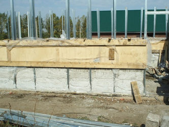 Технология монолитного керамзитобетонного строительства