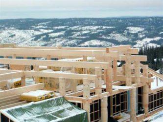 Норвежская технология строительства каркасных домов