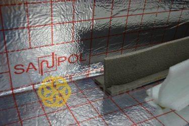 Деформационная лента для стяжки
