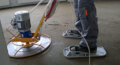 Оборудование для сухой стяжки пола