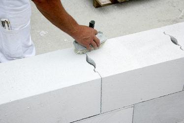 Фасадный ИНСИ блок технология кладки