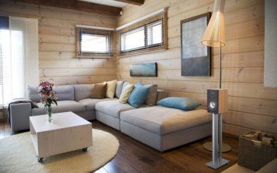 Что такое блок хаус для внутренней отделки?