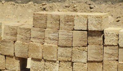 Каменные блоки для строительства дома