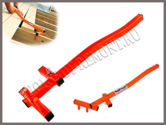 Инструмент для стяжки пола деревянного