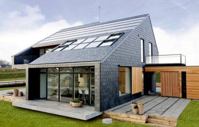 Строительство энергоэффективных домов в России