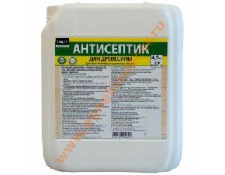 Что такое антисептик в строительстве?