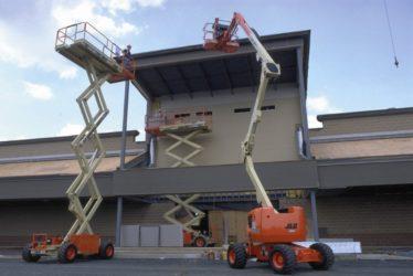 Подъемные механизмы для строительства