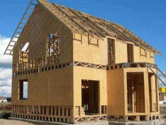 Строительство панельно каркасных домов
