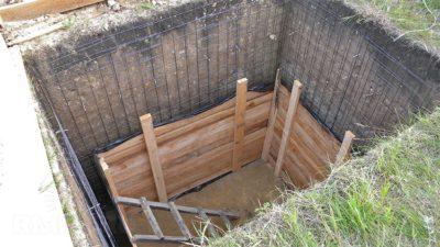 Строительство погреба под сараем как правильно сделать?