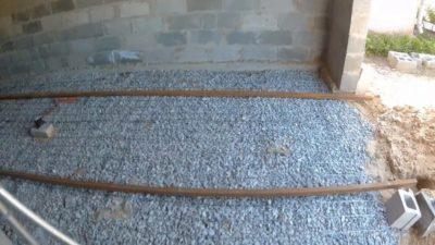 Как правильно сделать стяжку пола в гараже?