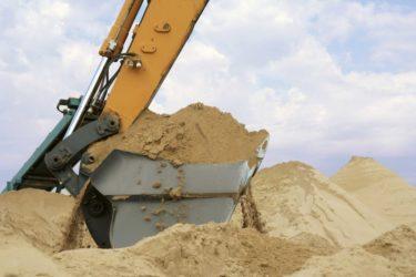 Речной песок применение в строительстве