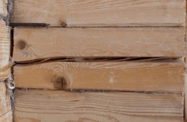 Ошибки при строительстве дома из профилированного бруса