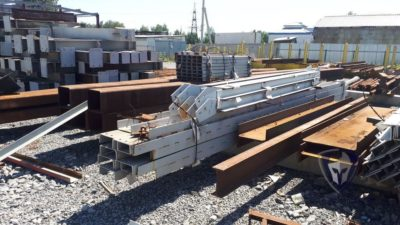 Что такое швеллер в строительстве?