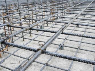 Сетка для отсечки бетона в монолитном строительстве