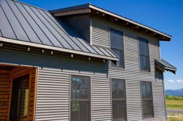 Чем отделать фасад каркасного дома?