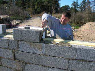 Из чего делают блоки для строительства дома?