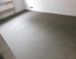 Сухая стяжка или цементная что лучше?