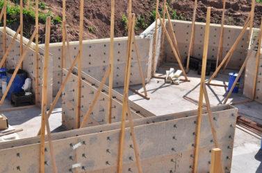 Опалубка для монолитного строительства своими руками