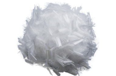 Полипропиленовая фибра для стяжки