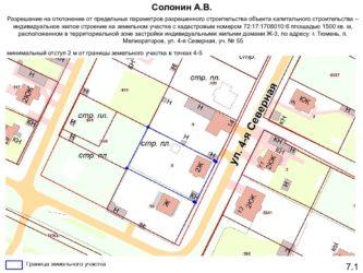 Предельные параметры разрешенного строительства частного дома