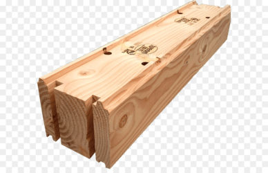 Деревянные блоки для строительства дома