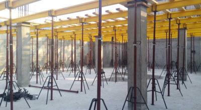 Опалубка для перекрытий монолитного строительства