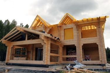 Финские технологии строительства деревянных домов