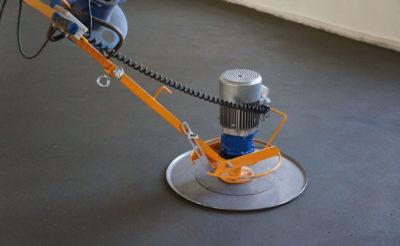 Оборудование для стяжки пола полусухим способом