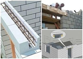Перемычка это в строительстве